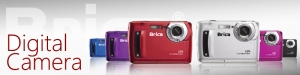 Brica Digital Camera